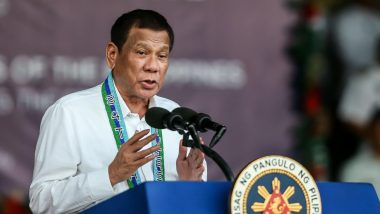 Coronavirus Pandemic: Philippines President Rodrigo Duterte Orders Police to Shoot Quarantine Violators
