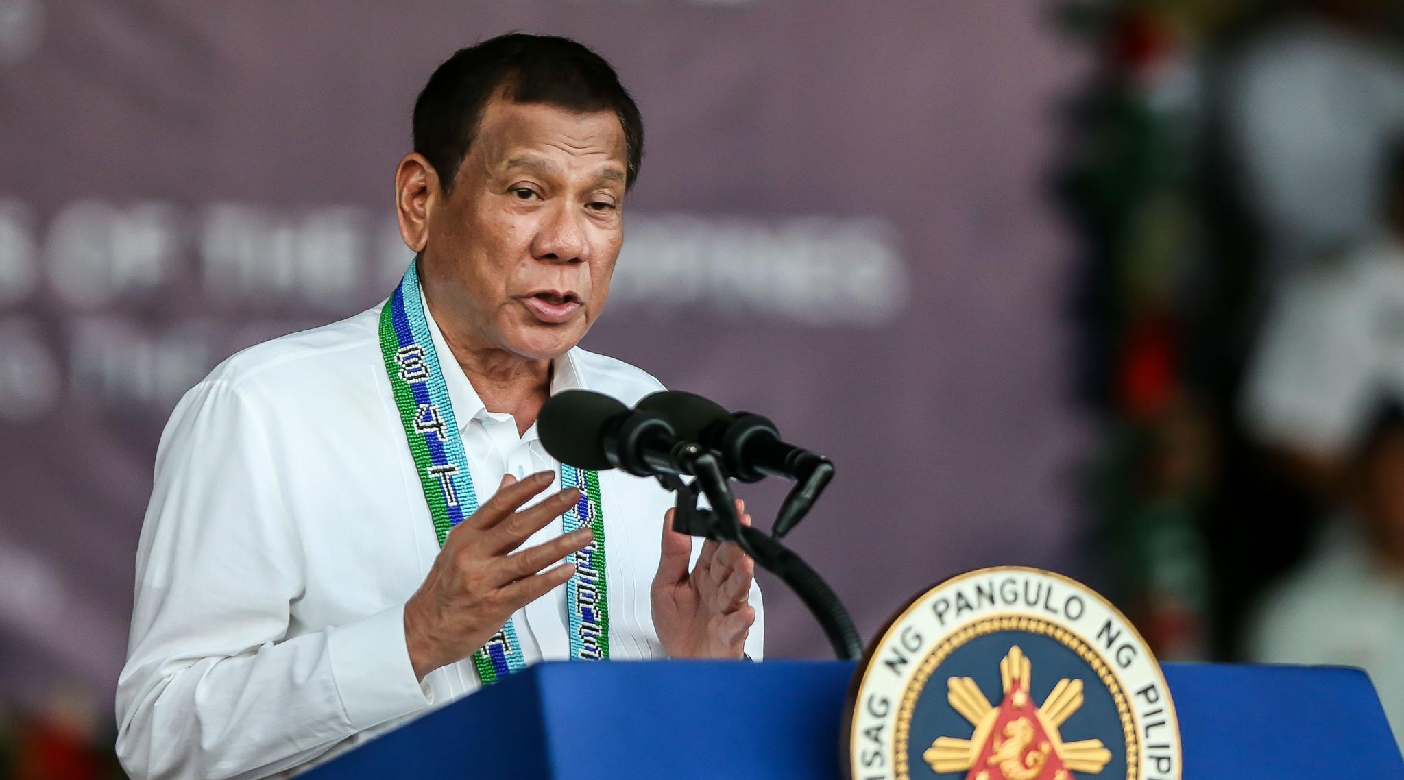 Coronavirus Pandemic: Philippines President Rodrigo Duterte Orders Police to Shoot Quarantine Violators