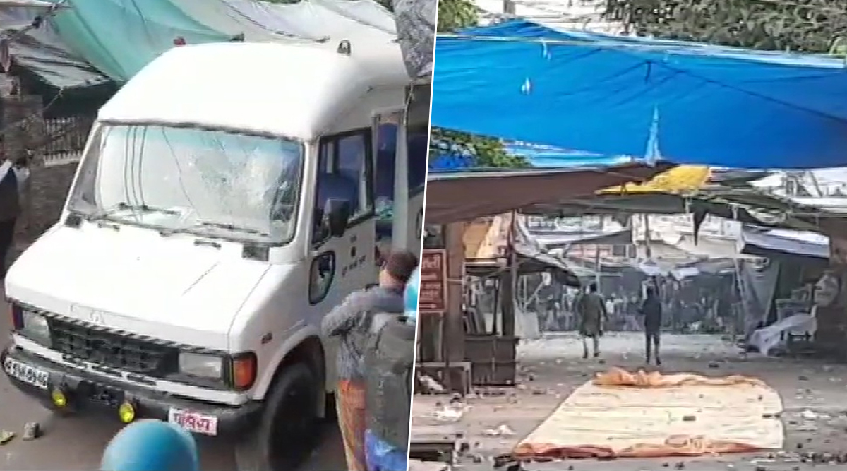 Aligarh: Clashes Erupt Between Anti-CAA Protesters And Police, Mobile Internet Suspended