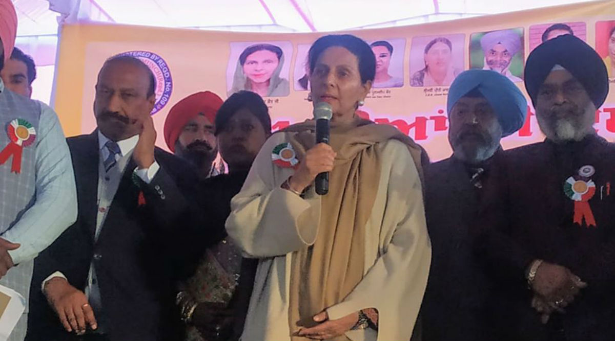 Delhi Assembly Elections Results 2020: Congress MP Preneet Kaur Concedes Defeat Day Before Vote Counting