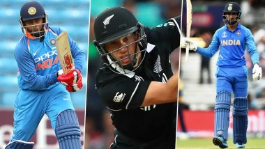 India vs New Zealand, 2nd ODI 2020, Key Players: Prithvi Shaw, Ross Taylor, KL Rahul and Other Cricketers to Watch Out for in Auckland
