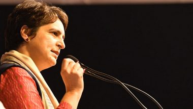 Priyanka Gandhi to Address Kisan Panchayat in Bijnor on February 15