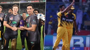 Quetta Gladiators vs Peshawar Zalmi, Dream11 Team Prediction in Pakistan Super League 2020: Tips to Pick Best Team for QUE vs PES Clash in PSL Season 5
