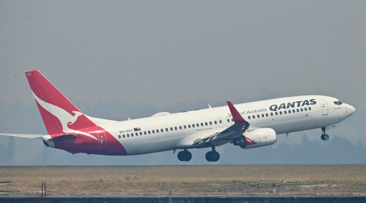 COVID-19: Qantas Slashes Flights to Asia Amid Coronavirus Outbreak