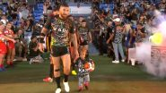 Quaden Bayles, Nine-Year-Old Bullied Dwarf Kid, Takes Field With NRL All-Star Rugby Team for Exhibition Match (Watch Video)