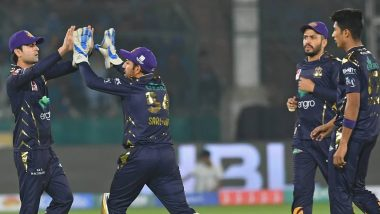 Multan Sultans vs Quetta Gladiators, PSL 2020 Live Streaming Online on Cricketgateway: Get Free Telecast Details of MS vs QUE on DSport, Gazi TV With T20 Match Time in India