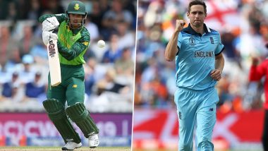 Quinton de Kock vs Chris Woakes and Other Exciting Mini Battles to Watch Out For During South Africa vs England 2nd ODI 2020 in Durban