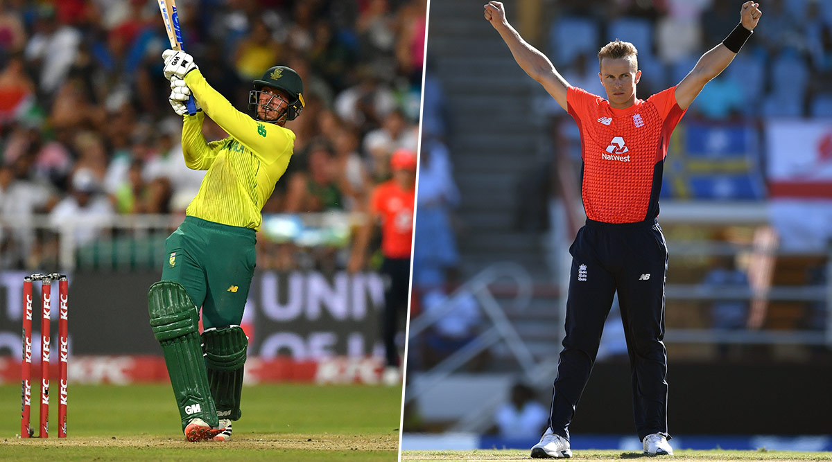 Quinton de Kock vs Tom Curran and Other Exciting Mini Battles to Watch Out for During South Africa vs England 3rd T20I 2020 in Centurion