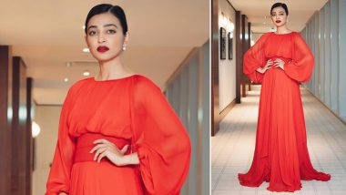Radhika Apte Redefines the Term Ravishing in Red All the Way From Dubai!