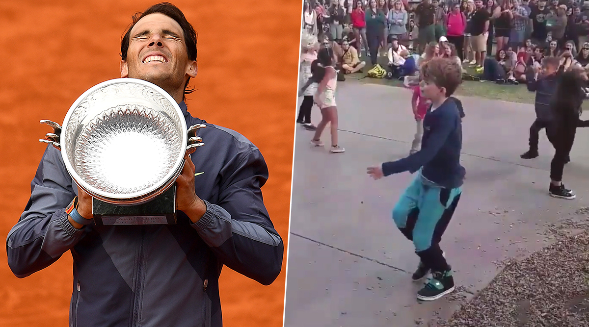 Rafa on Clay! Andy Roddick May Have Just Found Perfect Example to Describe Rafael Nadal's Dominance at French Open (See Post)