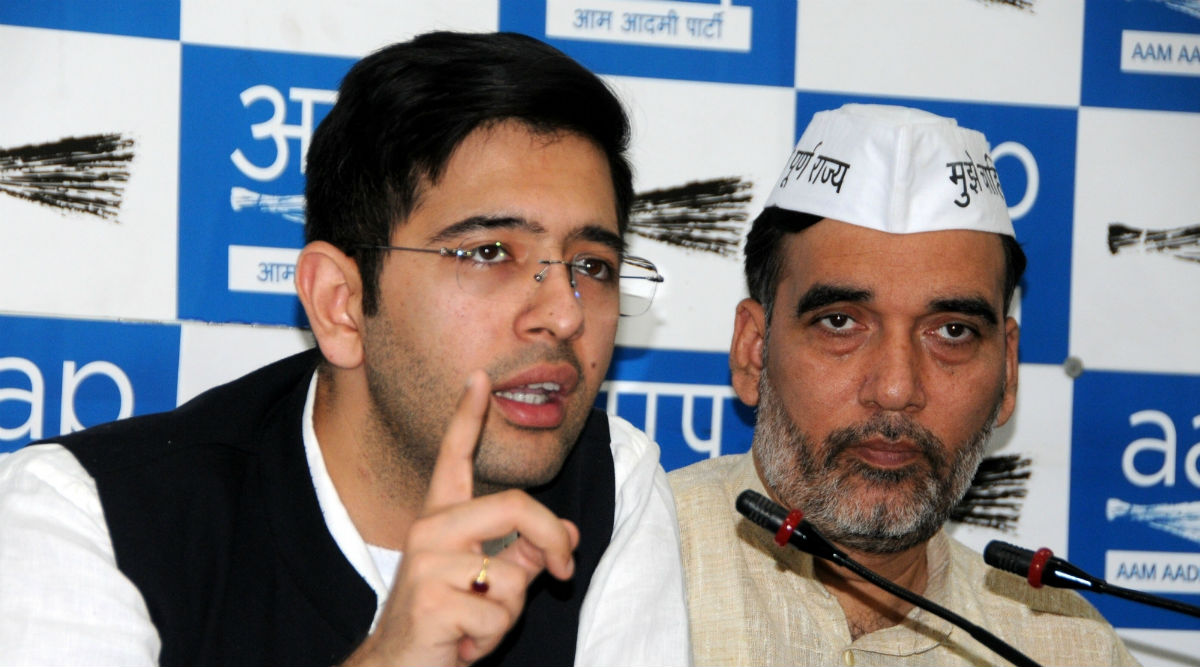 Shaheen Bagh: AAP Maintains Distance From Anti-CAA-NRC Protest After Delhi Election Results, Raghav Chadha Says 'CAA, Delhi Law And Order Centre's Domain'