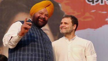 Delhi Assembly Elections 2020: Rahul Gandhi Challenge BJP for Raising 'Hindustan Zindabad' Slogan in Pakistan