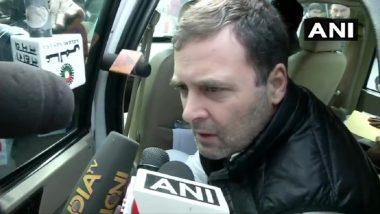 Budget 2020 Reactions: 'Hollow, Fails to Address Unemployment Crisis', Says Rahul Gandhi