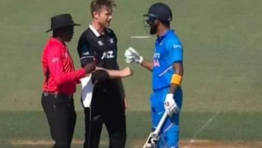 James Neesham Has a Hilarious Take on his Banter With KL Rahul, Asks him to Save Some Runs for IPL 2020 (Read Tweets)