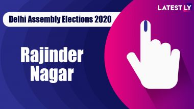 Rajinder Nagar Election Result 2020: AAP Candidate Raghav Chadha Declared Winner From Vidhan Sabha Seat in Delhi Assembly Polls