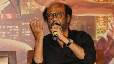 Rajinikanth Defends CAA And NPR, Says 'If It Affects Muslims, I Will Be The First Person To Stand Up With Them'