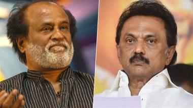 'Rajinikanth Vs MK Stalin in Tamil Nadu Assembly Elections 2021': Karate Thiagarajan Says Darbar Actor Will Launch Political Party by May or June