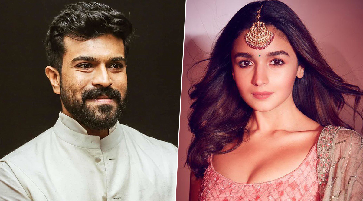 RRR: These Vintage Stills Are Claimed To Be Ram Charan and Alia Bhatt's Looks From SS Rajamouli Movie (View Pics Inside)
