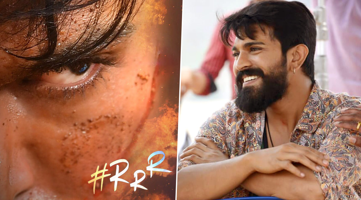 RRR Updates: Will Ram Charan's First Look Be Unveiled On His Birthday?