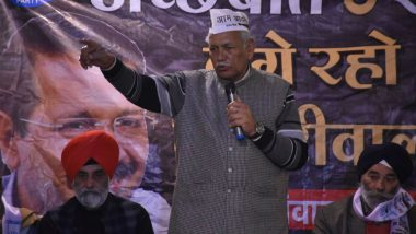 AAP Leader Ram Niwas Goel Re-Elected Unanimously as Delhi Assembly Speaker