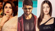 South Actress Ramya Krishnan Joins Vijay Deverakonda and Ananya Panday in Puri Jagannadh's Film?