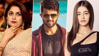 South Actress Ramya Krishnan Joins Vijay Deverakonda and Ananya Panday in Puri Jagannadh's Film?
