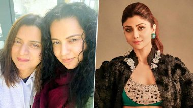 Kangana Ranaut's Sister Rangoli Chandel All Set to Adopt a Baby Girl, But Did She Take a Sly Dig at Shilpa Shetty Kundra?