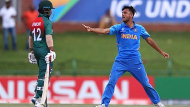 Who is Ravi Bishnoi? Here Are Some Lesser-Known Facts About India's U19 Sensation Following his Impressive Bowling Against Bangladesh U19 in ICC Under 19 CWC 2020 Final
