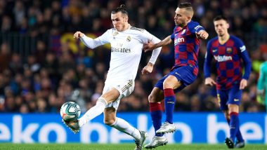 Real Madrid vs FC Barcelona, El Clasico 2020: Los Blancos to Face-Off Lionel Messi-Lead Barca on Sunday