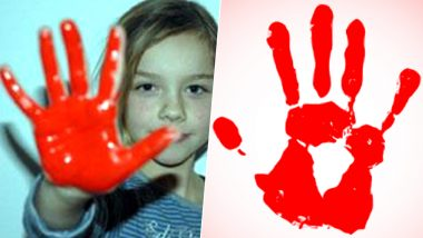 Red Hand Day 2020 Date: Significance Of the Day That Urges Support Against Child Soldiers in Military Forces