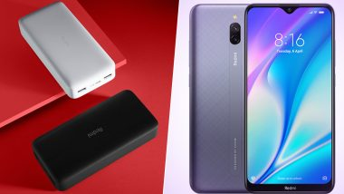 Xiaomi's Redmi 8A Dual Smartphone & Redmi Power Bank Launched in India; Check Prices, Features, Variants & Specifications
