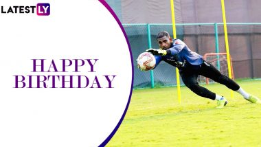 Happy Birthday Rehenesh TP: Here Are Some Lesser-Known Facts About the Kerala Blasters Goalkeeper