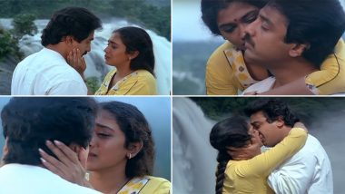 South Actress Rekha Says The Lip-Lock In Punnagai Mannan With Kamal Haasan Happened Without Her Consent