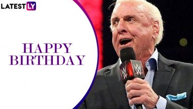 Ric Flair Birthday Special: From Multiple Birth Names to Surviving a Plane Crash, Here Are Five Unknown Facts of 16-Time World Champion