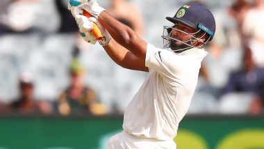 Rishabh Pant Scores Quick-Fire Half-Century During IND vs NZ XI Practice Match, Twitterati Heap Praises on the Wicket-Keeper Batsman