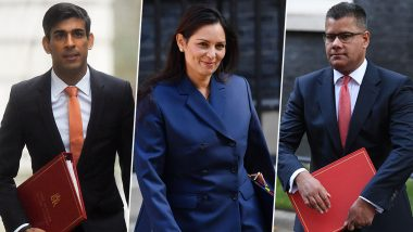 UK Cabinet Reshuffle: Three Indian-Origin MPs Get Berths, Check Names And Their Portfolios