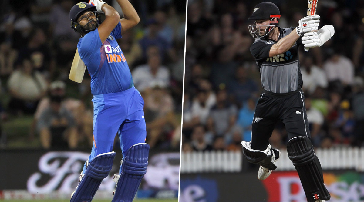 Cricket Week Recap: From Rohit Sharma's Super Over Blitz to Kane Williamson's Highest Score in T20Is, A Look at Finest Individual Performances