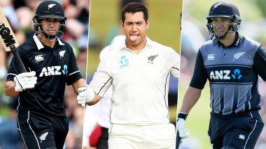 Ross Taylor Set to Become First Cricketer to Play At Least 100 Matches in All Formats