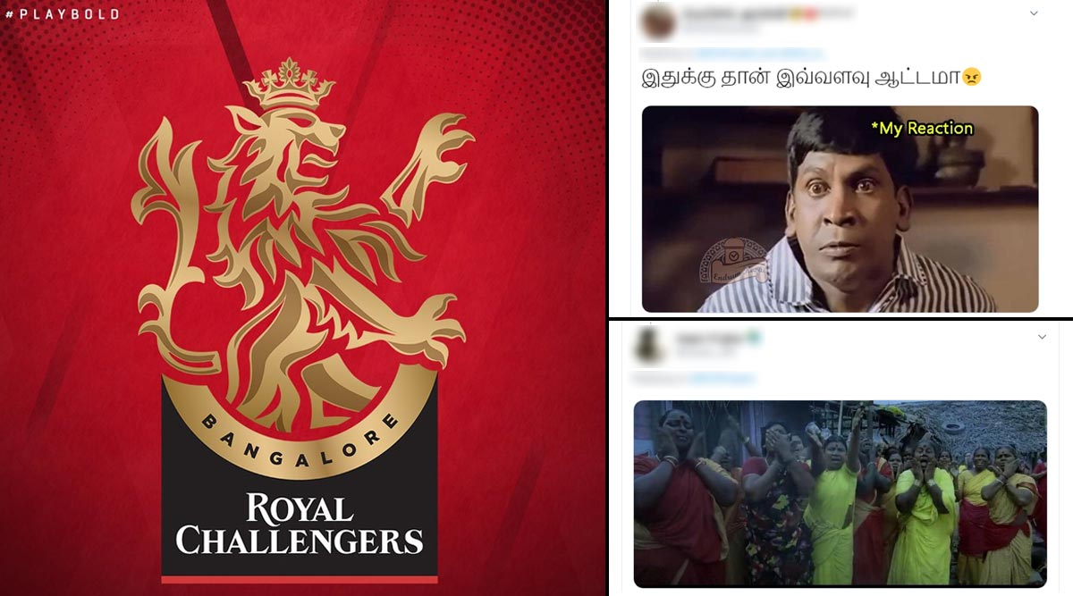 RCB Funny Memes and Jokes Flood Twitter After IPL Franchise Unveil New Logo Ahead of Upcoming Indian Premier League 2020 Season