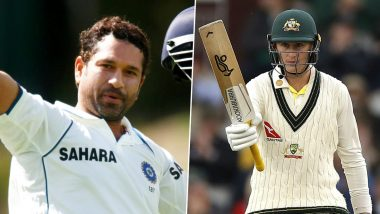 Sachin Tendulkar Picks Marnus Labuschagne As One Batsman Who Reminds the Master Blaster of Himself