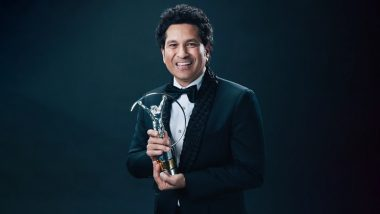 Sachin Tendulkar Reacts After Winning Laureus Sporting Moment 2000-2020 Award, Dedicates It to India (See Post)