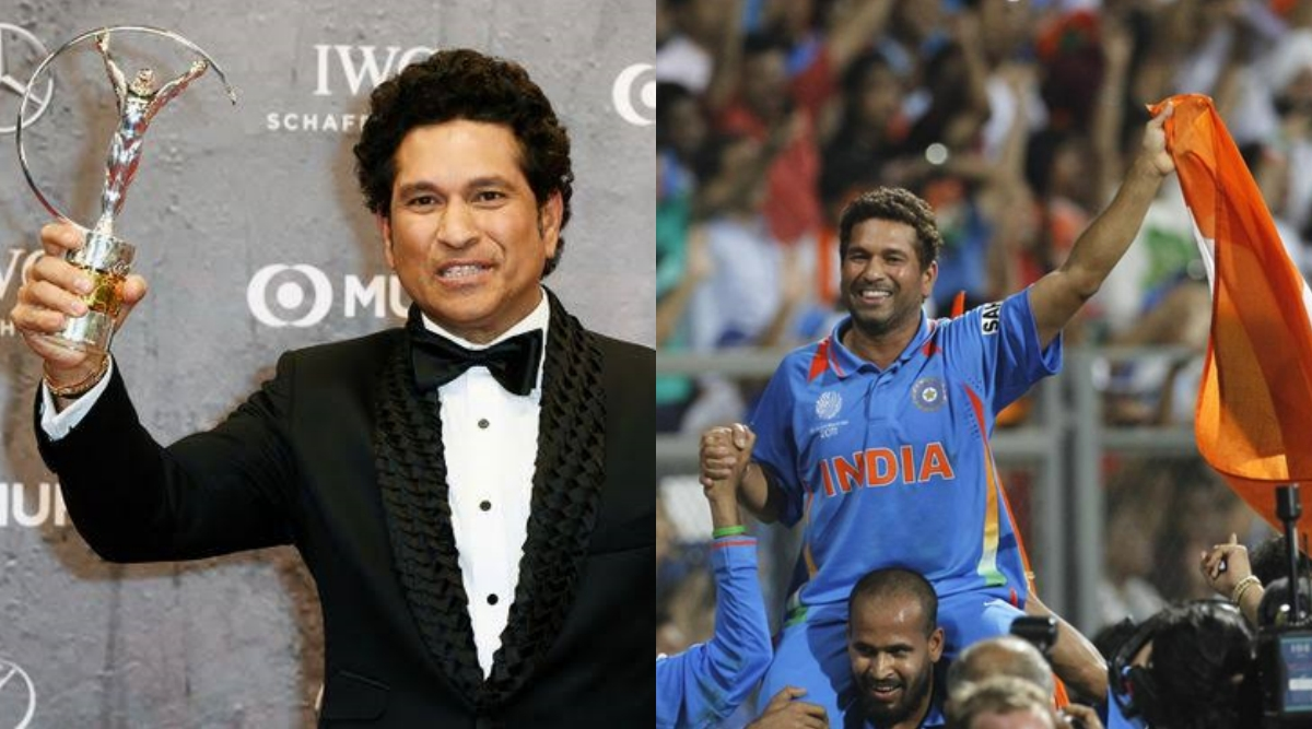 Sachin Tendulkar's Victory Lap Post 2011 World Cup Win Named Laureus Sporting Moment of Past 2 Decades