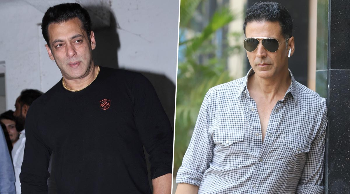 Radhe: Your Most Wanted Bhai: Teaser of Salman Khan's Film to Release with Akshay Kumar's Sooryavanshi?
