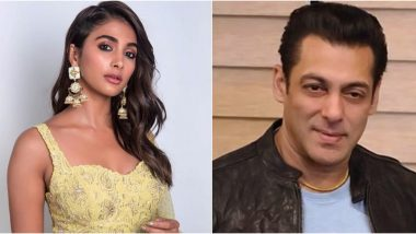 Kabhi Eid Kabhi Diwali: Salman Khan to Pair Up With Pooja Hegde for the First Time for This Eid 2021 Release