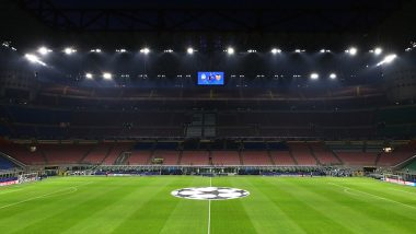 Coronavirus Outbreak in Italy: Inter Milan vs Ludogorets Match in Europa League to Take Place Behind Closed Doors