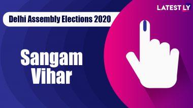 Sangam Vihar Election Result 2020: AAP Candidate Dinesh Mohaniya Declared Winner From Vidhan Sabha Seat in Delhi Assembly Polls