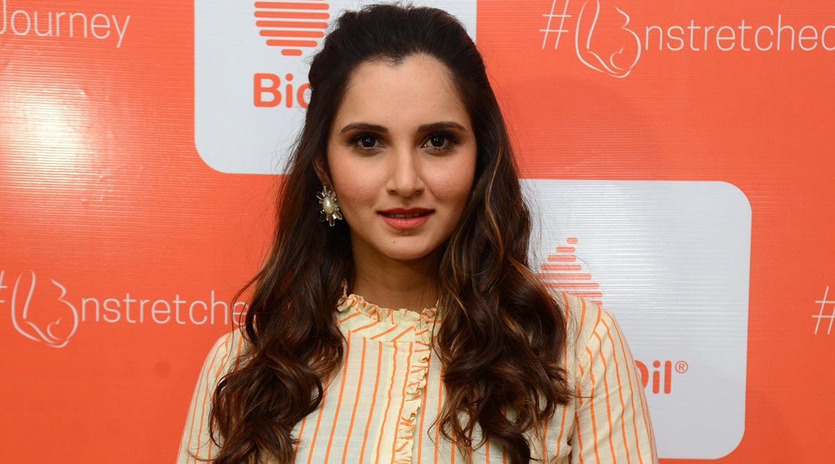 Sania Mirza Biopic in Works at Ronnie Screwala's RSVP Movies, 'I'm Not Scared but Excited for It' Says the Tennis Star