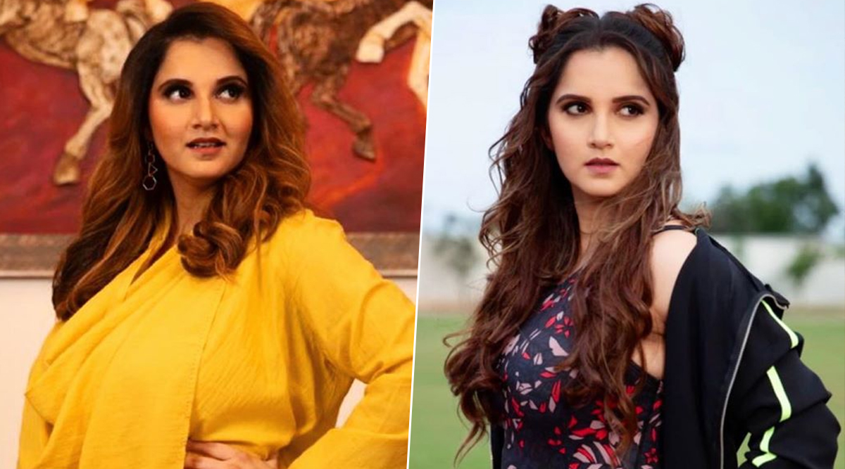 Sania Mirza's Transformation Picture After Weight Loss Will Give Major Fitness Goals to All Mommies Around the World