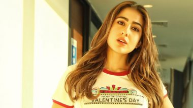 Sara Ali Khan's Driver Tests Positive for COVID-19; Simmba Actress and Family Test Negative for the Same (View Sara's Insta Post)