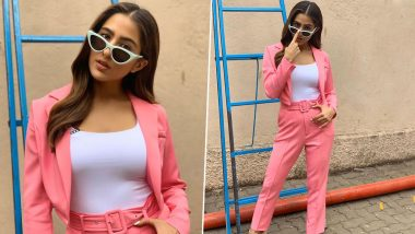 Sara Ali Khan Goes Thrifty, Chic and Sassy in Pink!